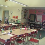 Picture of Ms Yorston's classroom