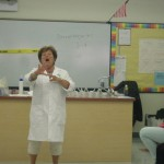 Atomic A teaches us about Forensic Science