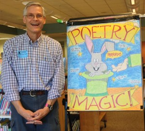 Image of Ted Scheu, the Poetry Guy